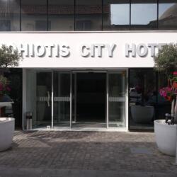 Livadhiotis City Hotel Entrance