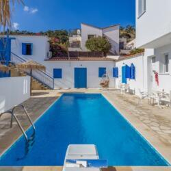 Antonis G Hotel Apts Antonia 2 Bedroom Studio Pool