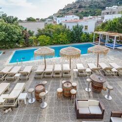 Antonis G Hotel Apts Pool