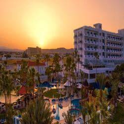 Lordos Beach Hotel And Spa Larnaca Cyprus