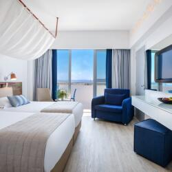Lordos Beach Hotel And Spa Superior Sea View Room
