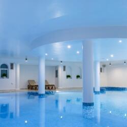 Golden Bay Beach Hotel Indoors Pool